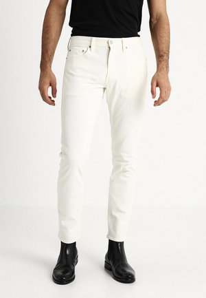 Džíny Slim Fit - white denim