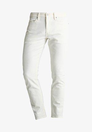Vaqueros slim fit - white denim