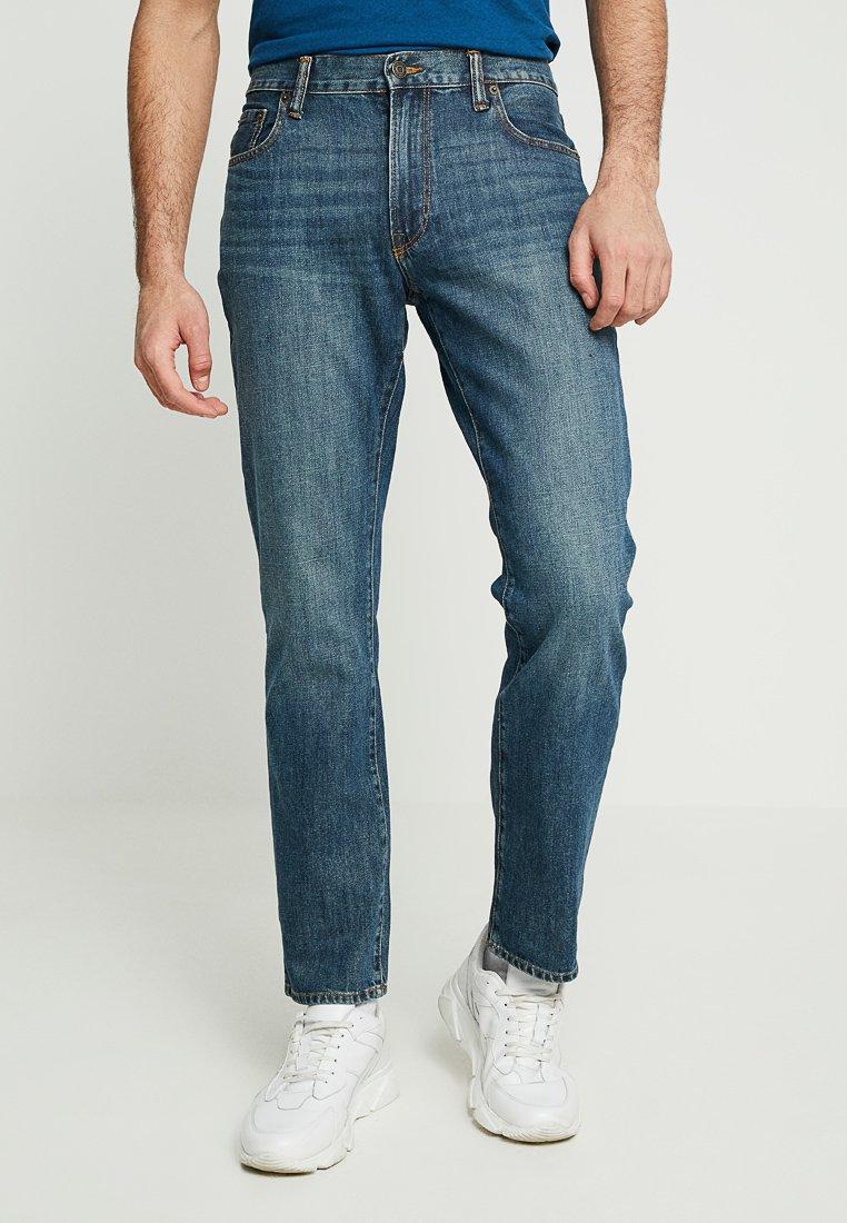 GAP - Jeans Straight Leg - dark indigo