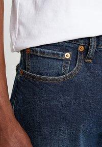 GAP - Džíny Slim Fit - worn dark tint - 3