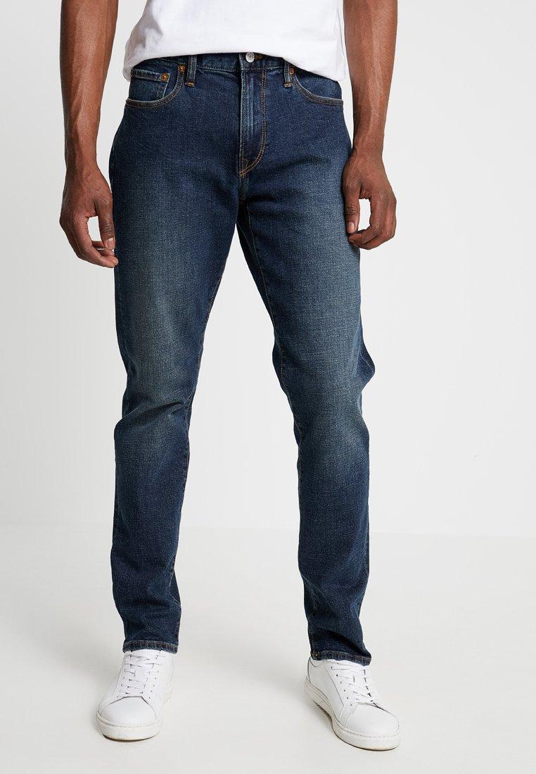 GAP - Džíny Slim Fit - worn dark tint