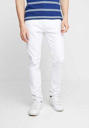 Džíny Slim Fit - white