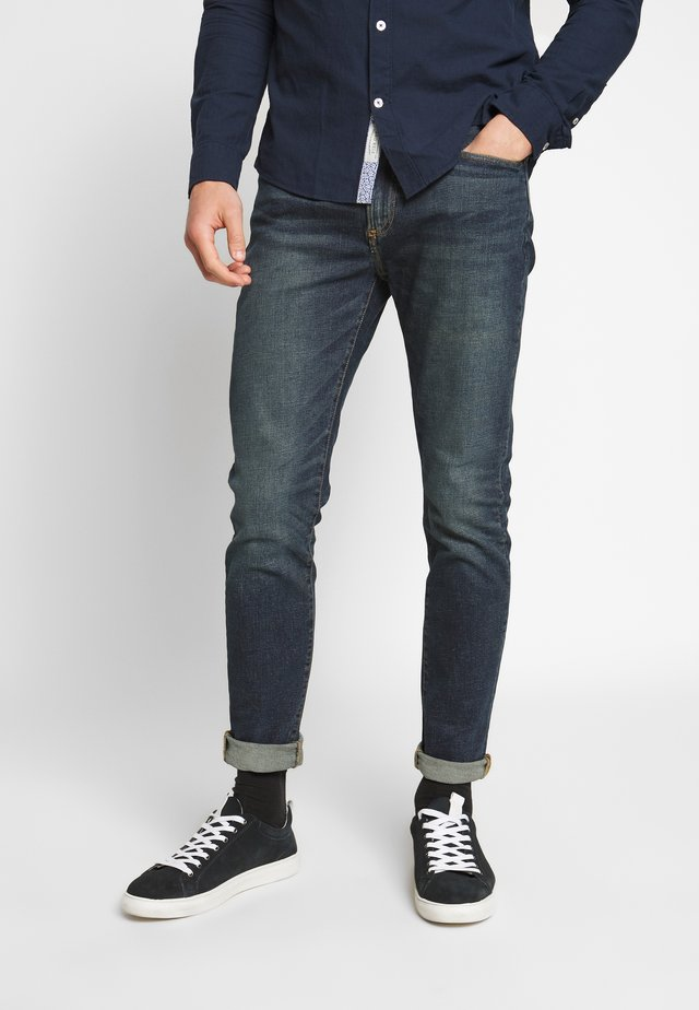 TAPER AUTHENTIC  - Jeans Tapered Fit - dark indigo