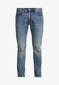 GAP - AUTHENTIC MEDIUM - Jean slim - medium indigo - 3