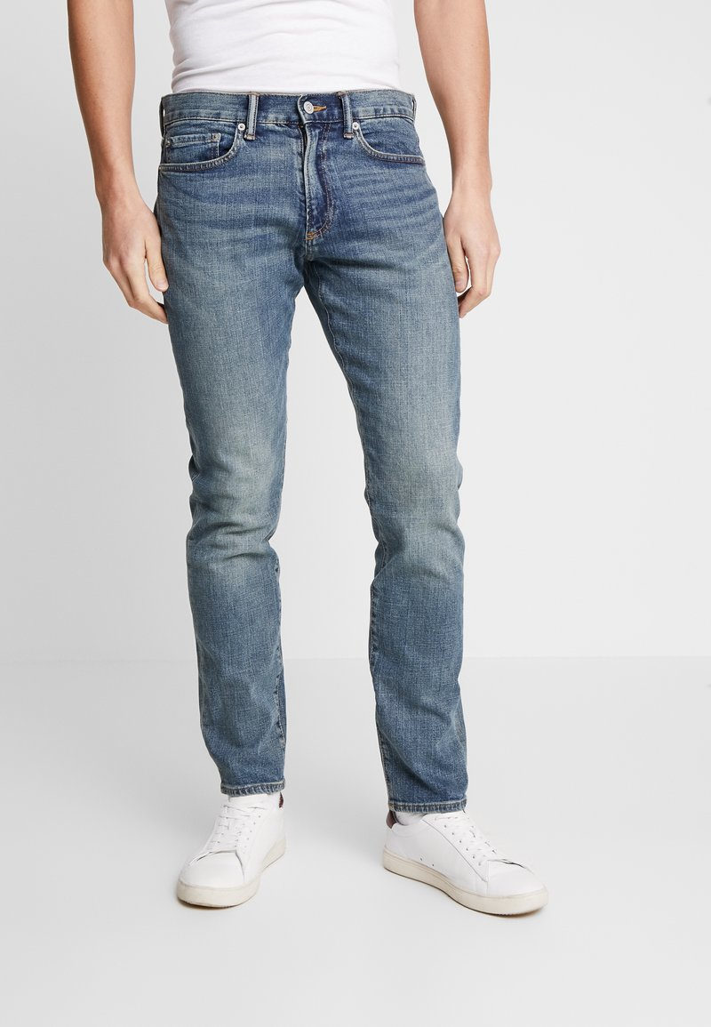 GAP - AUTHENTIC MEDIUM - Jean slim - medium indigo