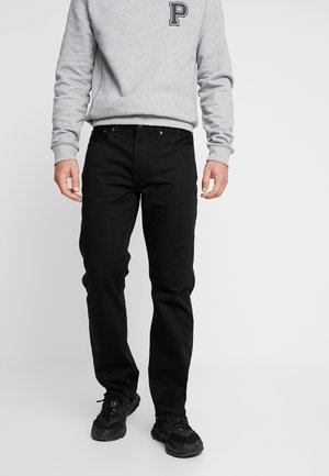 Džíny Straight Fit - black wash