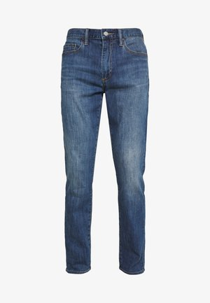 SOFT WEKA PASS - Jeans Slim Fit - medium indigo