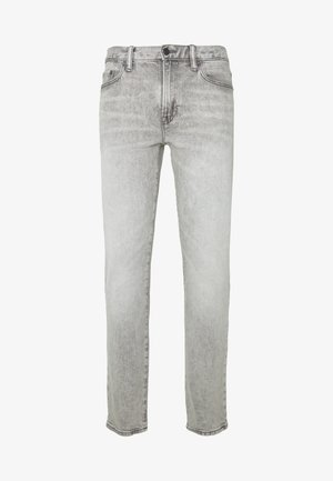 Jeansy Slim Fit - washed grey