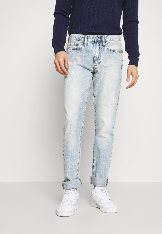 V-SLIM LIGHT RIGID - Slim fit jeans - light wash