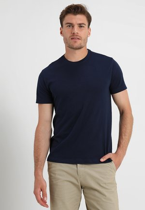 EVERYDAY CREW SOLIDS - T-shirt - bas - tapestry navy