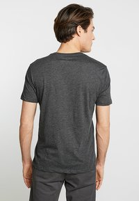 GAP - EVERYDAY SOLIDS - T-shirt - bas - charcoal grey - 2