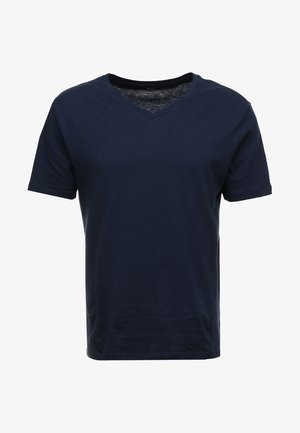 EVERYDAY SOLIDS - T-paita - navy