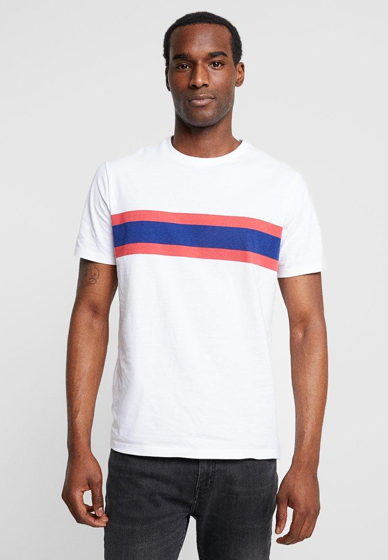 GAP - EVERYDAY - Print T-shirt - optic white