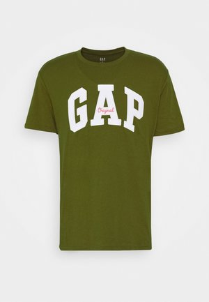 Print T-shirt - irish clover