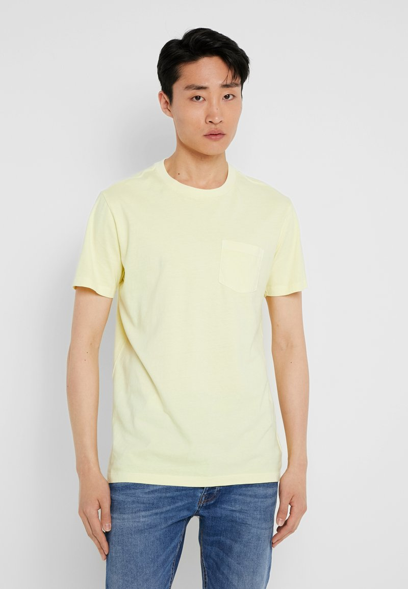 GAP - T-shirt basique - citron