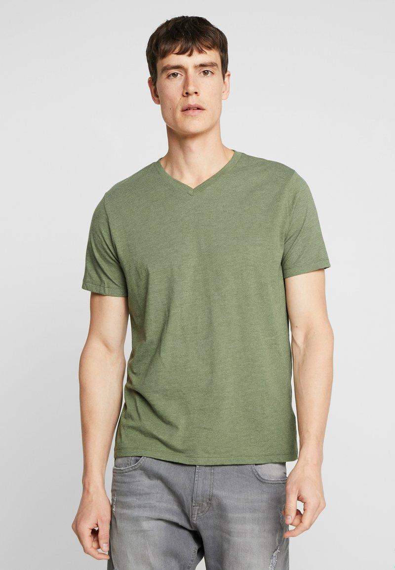 GAP - V-EVERYDAY - T-shirt basique - desert cactus