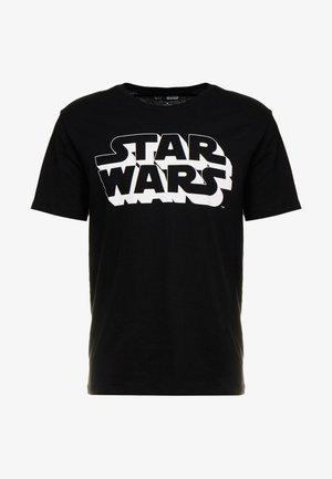 STAR WARS TEE - Print T-shirt - true black
