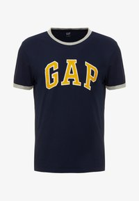 GAP - ARCH RINGER - Print T-shirt - tapestry navy - 3