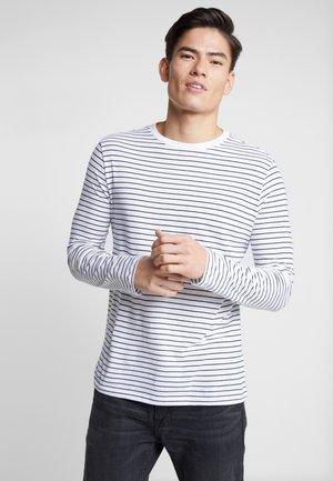CREW - Långärmad tröja - white global