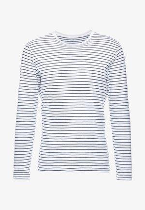 CREW - Long sleeved top - white global