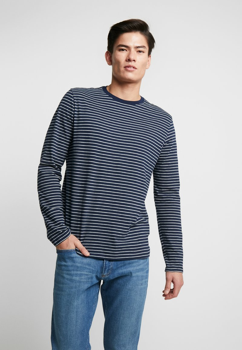 GAP - CREW - Long sleeved top - tapestry navy