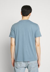 GAP - Print T-shirt - pacific blue - 2