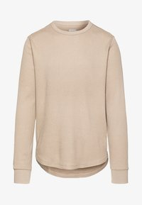 GAP - WAFFLE CREW - Pullover - fall beige - 3