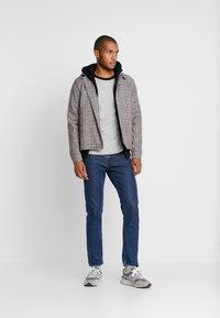 GAP - Long sleeved top - grey heather - 1