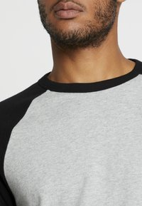 GAP - Long sleeved top - grey heather - 5