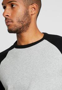 GAP - Long sleeved top - grey heather - 3