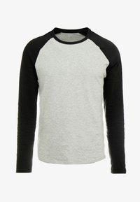 GAP - Long sleeved top - grey heather - 4