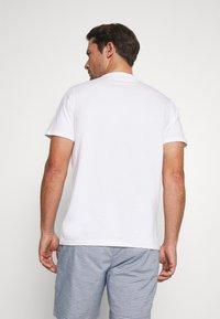 GAP - 90S LOGO - Print T-shirt - optic white - 2