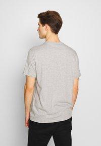 GAP - USA MAP - Print T-shirt - light heather grey - 2