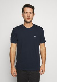 GAP - CREW 2 PACK - Jednoduché triko - navy combo - 3
