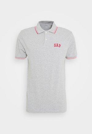 FRANCH - Polo shirt - grey heather