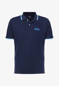 GAP - FRANCH - Polo shirt - tapestry navy - 4