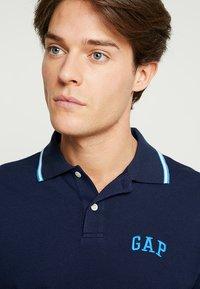 GAP - FRANCH - Polo shirt - tapestry navy - 3