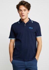 GAP - FRANCH - Polo shirt - tapestry navy - 0