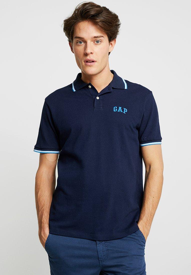 GAP - FRANCH - Polo shirt - tapestry navy
