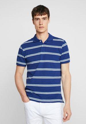 Poloshirts - deep cobalt