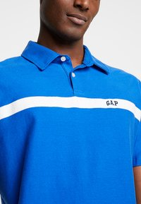 GAP - FRANCH LOGO - Poloshirts - admiral blue - 4