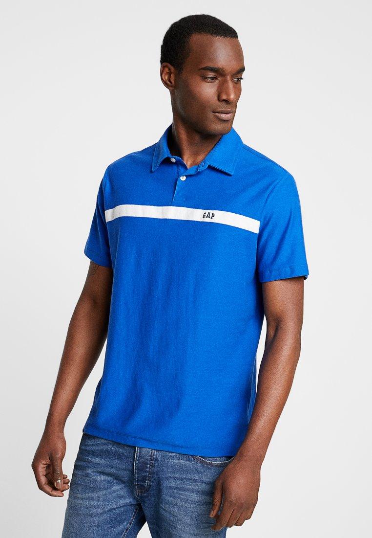 GAP - FRANCH LOGO - Poloshirts - admiral blue