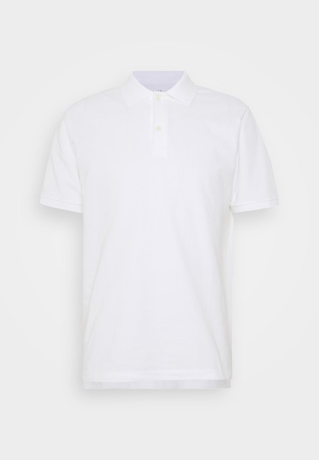 SOLID - Polo - white