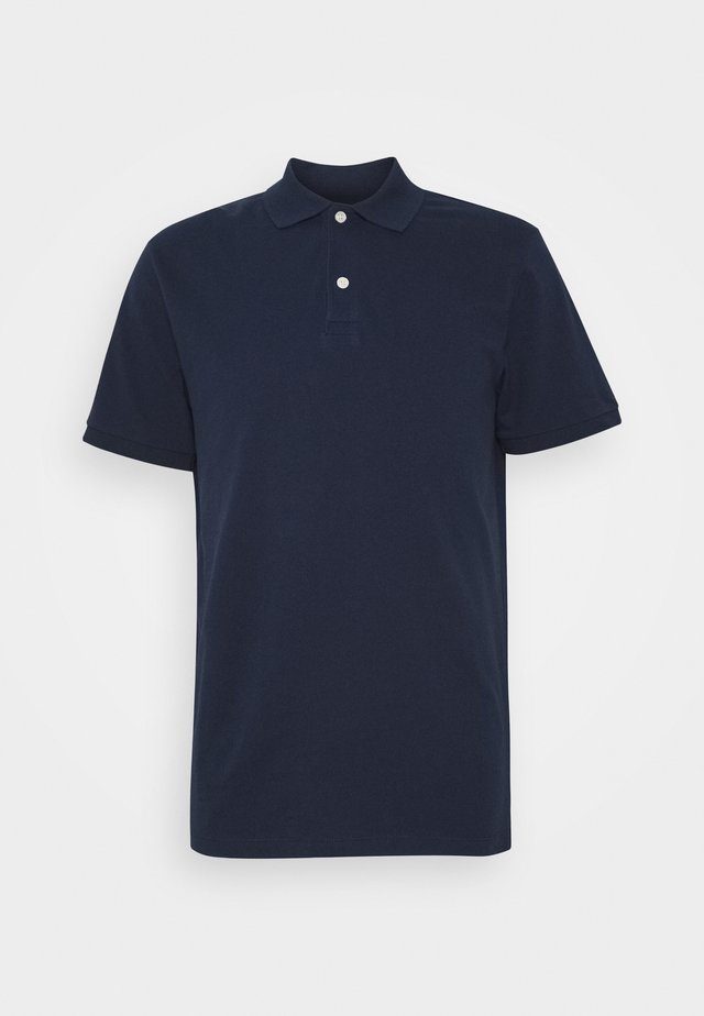 SOLID - Polo shirt - tapestry navy