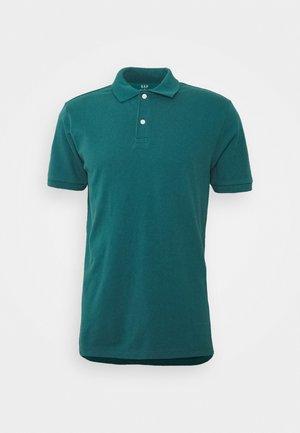SOLID - Polo shirt - velvet teal