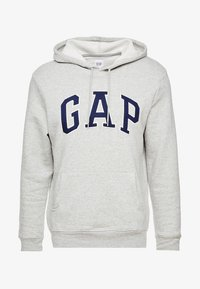 GAP - ARCH - Hættetrøjer - light heather grey - 4
