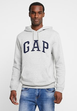 ARCH - Sweat à capuche - light heather grey
