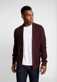 GAP - Cardigan - burgundy - 0