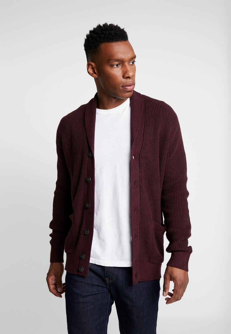 GAP - Cardigan - burgundy