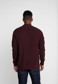 GAP - Cardigan - burgundy - 2